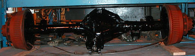 GM Corporate 14 Bolt Rear Axle