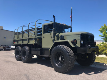 M35A2 2.5 Ton 6x6- Shipped to Colorado