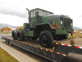 M931A2 900 Series 5 Ton Tractor- Shipped