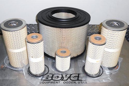 2.5 Ton M35A2 Multifuel Filter Kit (591)