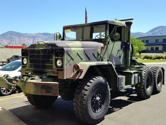M932A2 900 Series 5 Ton- Picked up and driven to California