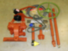 M35 2.5 Ton Power Steering