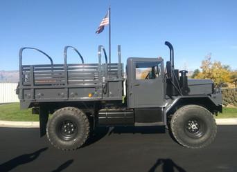 M35A3 Bobbed 2.5 Ton 4x4- Customer Pick-Up