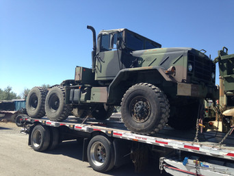 M931A2 900 Series 5 Ton- Shipped to Wyoming