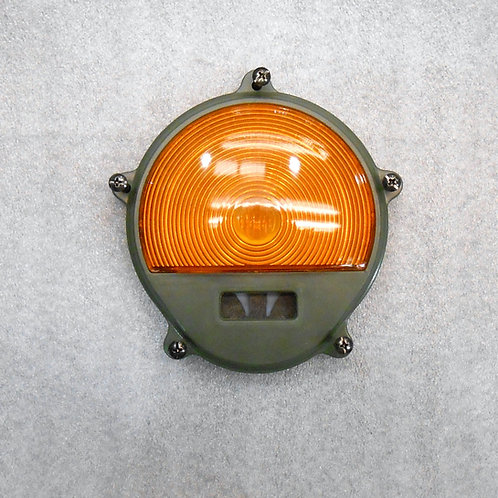 Military M Series Front Amber Lens (11639546)