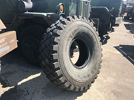 Boyce Equipment | Military Tires