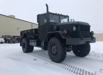 M49A2 Bobbed 2.5 Ton 4x4- Shipped to Miami, FL