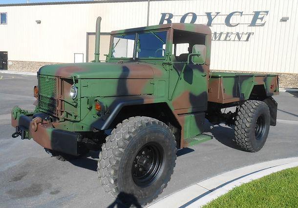 Boyce Equipment | M35A2 Bobbed Deuce