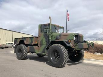 M35A2 Bobbed 2.5 Ton 4x4- Shipped- Anaheim, CA