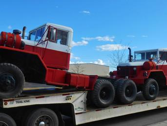 M818 800 Series 5 Ton (2)- Shipped