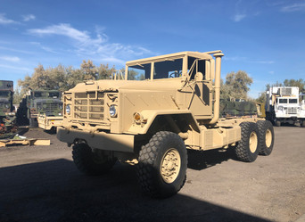 M925A2 900 Series 5 Ton 6x6- Shipped to Miles City, MT