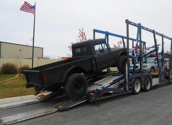 M715 Kaiser Jeep- Shipped