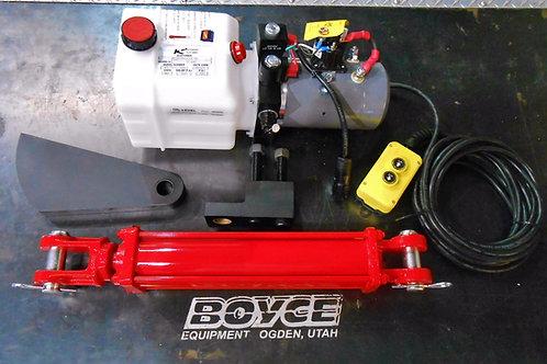 2.5 Ton & 5 Ton 12 V. Rear Hydraulic Steering Kit