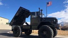 "M35A2 Bobbed 2.5 Ton 4x4 w/ 8"" Lift- Shipped to PA"