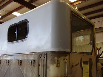 M35 2.5 Ton Fiberglass Top