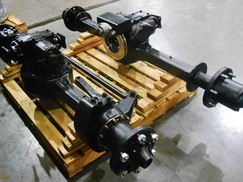 Rebuilt Rockwell 2.5 Ton Axle Set- Shipped