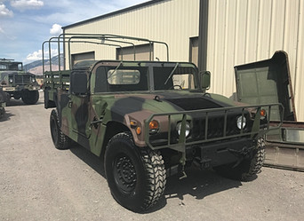 M1038 HMMWV w/ Winch- Shipped to Missouri