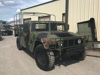M1038 HMMWV w/ Winch- Shipped to Missouri