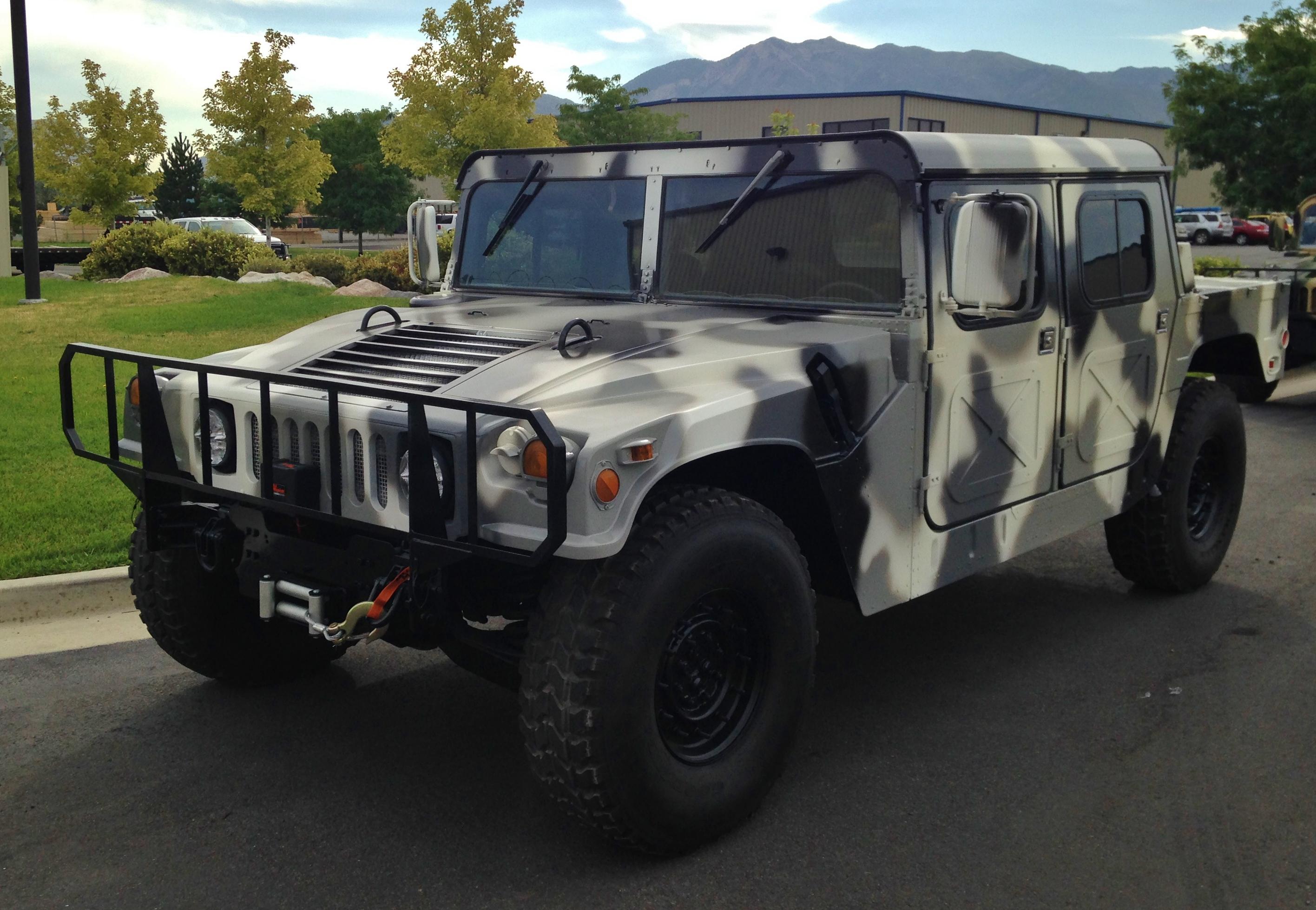 M998 Military Humvee Hmmwv 2 Shipped Wyoming Boyce