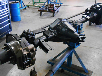 Rebuilt 1979 Ford Dana 60 Front Axle- Shipped
