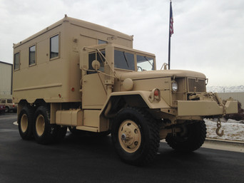 M109A3 2.5 Ton 6x6 Truck- Picked up, Sandy, Utah