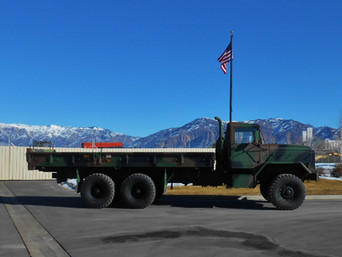M927 900 Series 5 Ton- Shipped