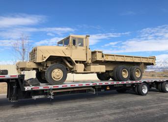 M927 900 Series 5 Ton 6x6- Shipped, North Carolina