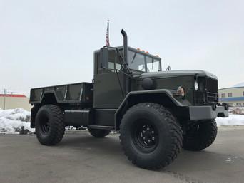 M35A2 Bobbed 2.5 Ton 4x4- Shipped to Florida