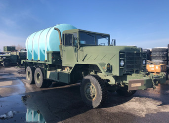 M925A1 900 Series 5 Ton w/Winch & Poly Tank- Shipped to Nevada