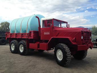 M923A2 900 Series 5 Ton w/ Poly Tank- Drove to Wyoming