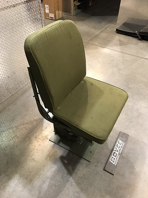 Military NOS Spring Ride Seat Assy. (11640523-3)