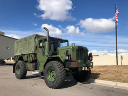 M35A3 Bobbed 4x4