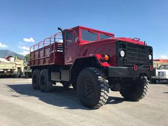 M923A2 900 Series 5 Ton 6x6- Shipped to Houston, TX