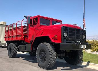 M923 Bobbed 900 Series 5 Ton 4x4- Shipped to Humble, Texas