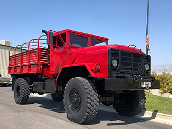 M923 Bobbed 900 Series 5 Ton 4x4- Shipped to Humble, Texas