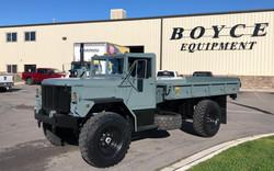 Bobbed M35A3 4x4