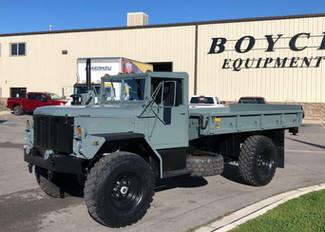 M35A3 Bobbed 2.5 Ton 4x4- Shipped- South Dakota