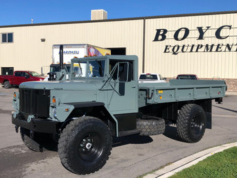 M35A3 Bobbed 2.5 Ton 4x4- Shipped- South Dakota