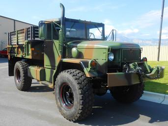 M35A2 Bobbed 2.5 Ton- Shipped/New Hampshire