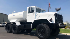 M932 900 Series 5 Ton Tractor- Converted Water Truck- Shipped- Snowbird, UT