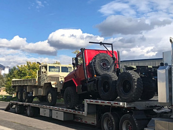 M942 & M931A2 900 Series 5 Ton- Shipped Yakima, Washington