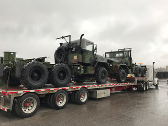 M931A2 900 Series 5 Ton 6x6 (2)- Shipped-Idaho