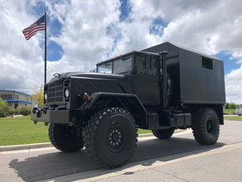 M923A2 Bobbed 5 Ton 4x4- Picked Up- Kemmerer, WY