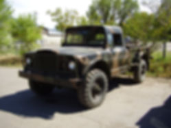 M715 Kaiser Jeep