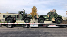 M35A3 Bobbed 2.5 Ton 4x4 (2)- Shipped- Ft. Collins, CO