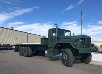M813 800 Series 5 Ton 6x6 w/ 26' Bed- Shipped to Nevada