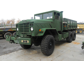 M925A1 900 Series 5 Ton- Drove to Alaska