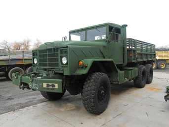 M925A1 900 Series 5 Ton- Drove to Alaska