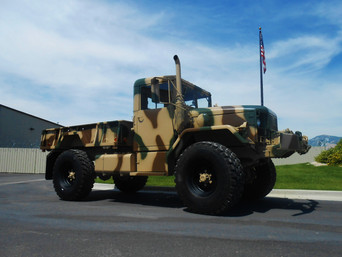 M35A2 Bobbed 2.5 Ton- Delivered/New Hampshire