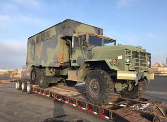 M934A2 900 Series 5 Ton 6x6- Shipped to Idaho